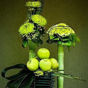 Green by Marco Aquilina - Flowers Flower Arangements (  )