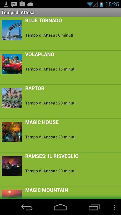 Gardaland Resort Official App- screenshot