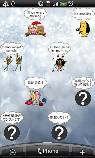 【免費漫畫App】Daily Cartoon013 LWP & Clock-APP點子