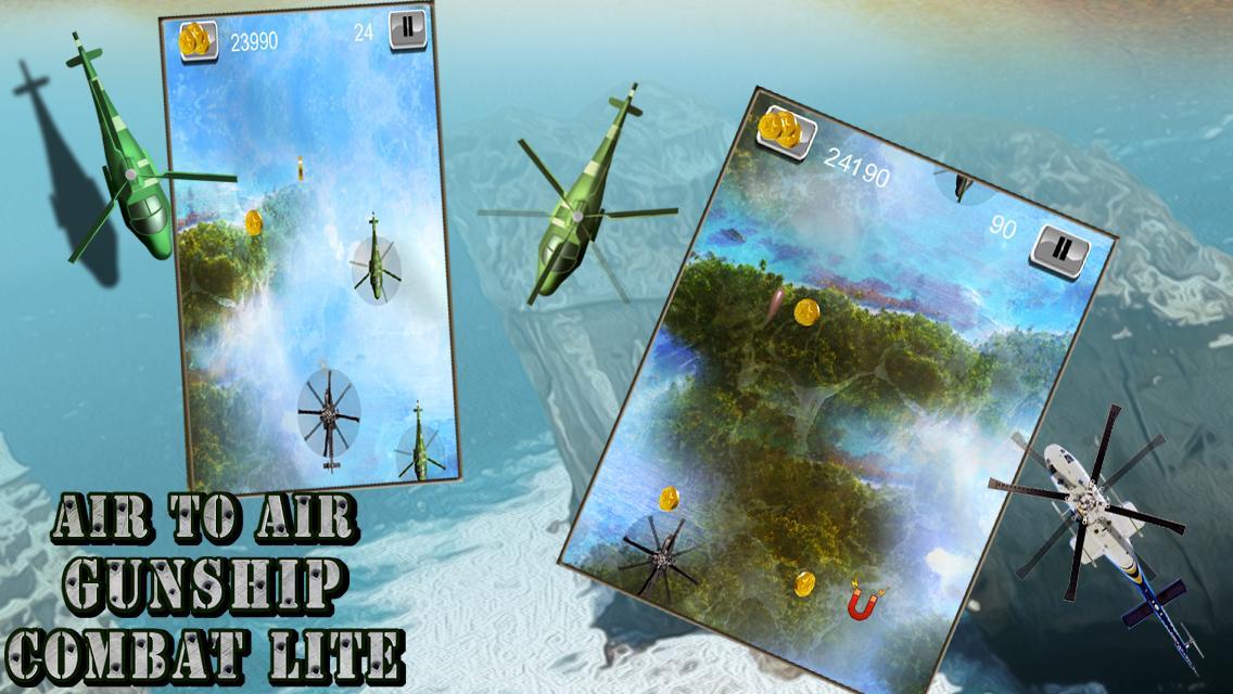 Air-To-Air-Gunship-Combat-Lite 13
