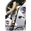 Watch and Clock Escapements logo