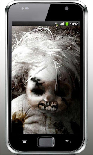 Scary Cool HD live wallpaper