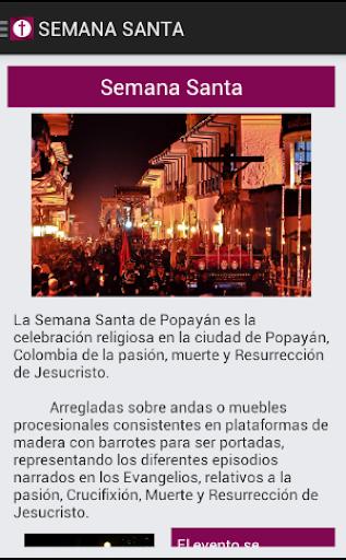 Semana Santa Popayán