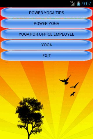 PowerYoga-Suraj- screenshot