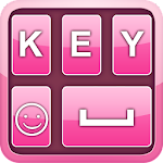 Fancy Pink Keyboard v1.1