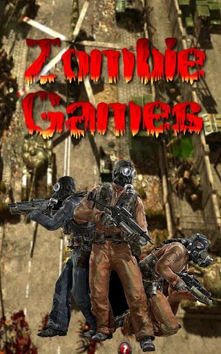 殭屍遊戲2014年