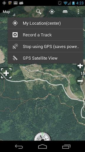 BackCountry Navigator TOPO GPS v5.8.2