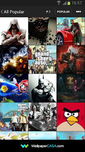 GamePix 電玩遊戲壁紙