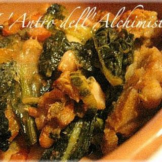 Ribollita Tuscan Soup.