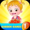 Baby Hazel Gardening Games icon