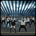 PSY Gentleman Live Wallpaper icon