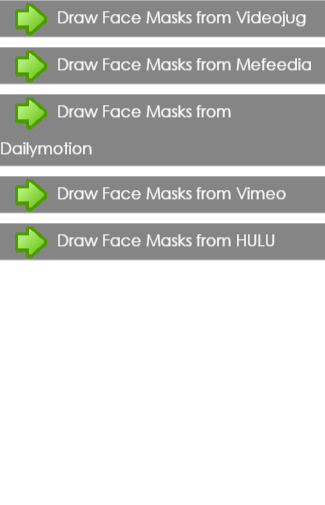 Draw Face Masks TIP