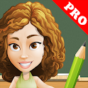 Kids educational game PRO icon