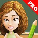 Kids educational game PRO icon