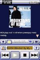 Screenshot of Sonority Mountains of Kong