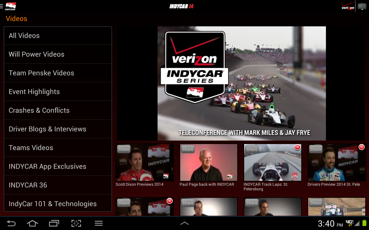 INDYCAR 14 - screenshot