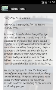 Ferry Play- screenshot thumbnail