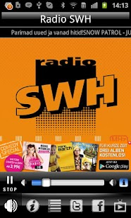 Radio SWH 105.2 FM - screenshot thumbnail
