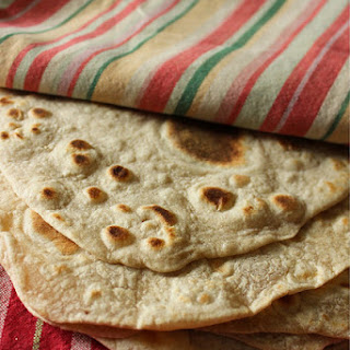 Butter Tortillas.