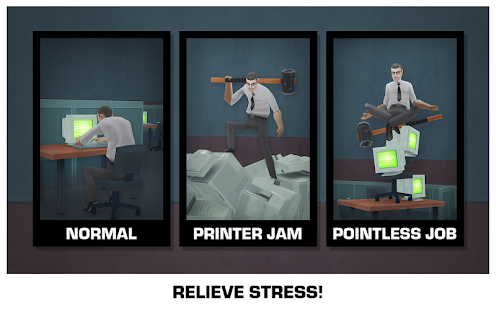 Smash the Office - Stress Fix! - screenshot thumbnail