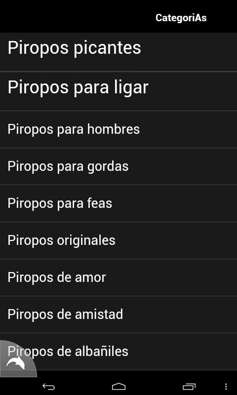 Piropos de Amor - screenshot