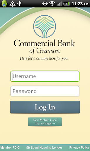 Commercial Bank of Grayson