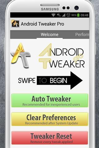 Android Tweaker (PRO) - screenshot