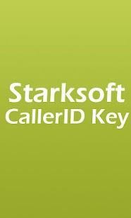 Smart CallerID Pro Key - screenshot thumbnail