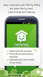 Family Diary- screenshot thumbnail