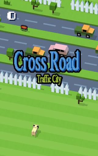 Cross Road : Traffic City