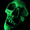 Skull 3D Wallpaper icon