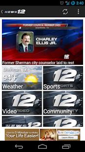 KXII News - screenshot thumbnail