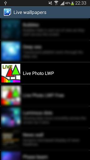 Live Photo LWP