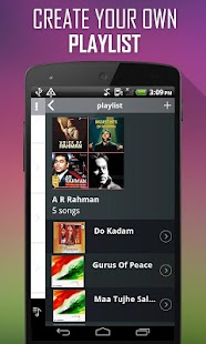 A R Rahman Songs - screenshot thumbnail
