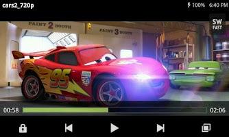 Screenshot of S+ Flash