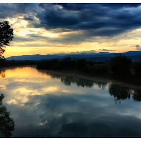 River Cetina by Boris Romac - Instagram & Mobile iPhone ( cetina, croatia, coguar, sinj, cortexcam, iphone )