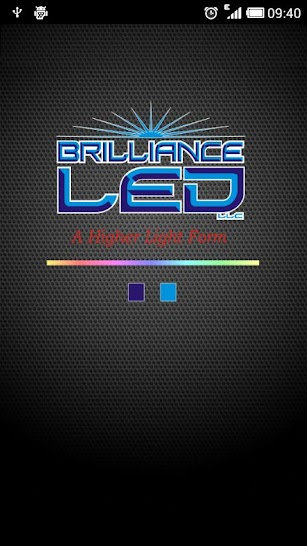 Brilliance PlayLED screenshot for Android