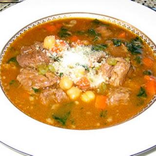 Minestrone Soup II