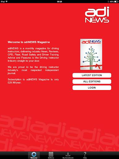 adiNEWS Magazine