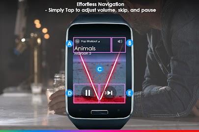 Samsung Milk Music Screenshot 6