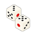 Probability of Dice icon