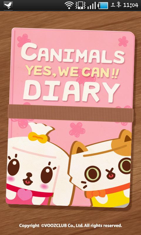 Canimals Diary - screenshot