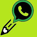 Free Whatsapp Pencil