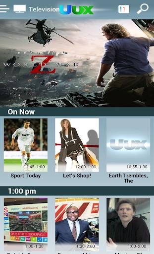 UUX TV - iTaaS - Demo