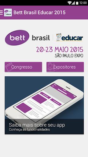 Bett Brasil Educar 2015
