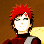 Gaara Sand Live Wallpaper