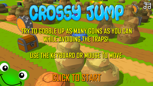 Crossy Jump