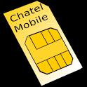 Chatel Mobile logo