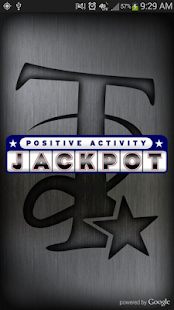 Positive Activity Jackpot - screenshot thumbnail