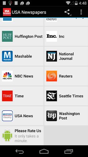 USA Newspapers - Top US News
